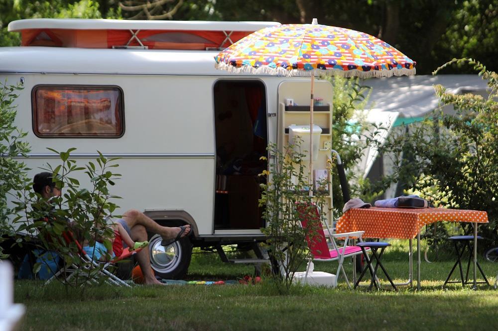Camping Domaine de la Ville Huchet, Saint-Malo, Ille-et-Vilaine