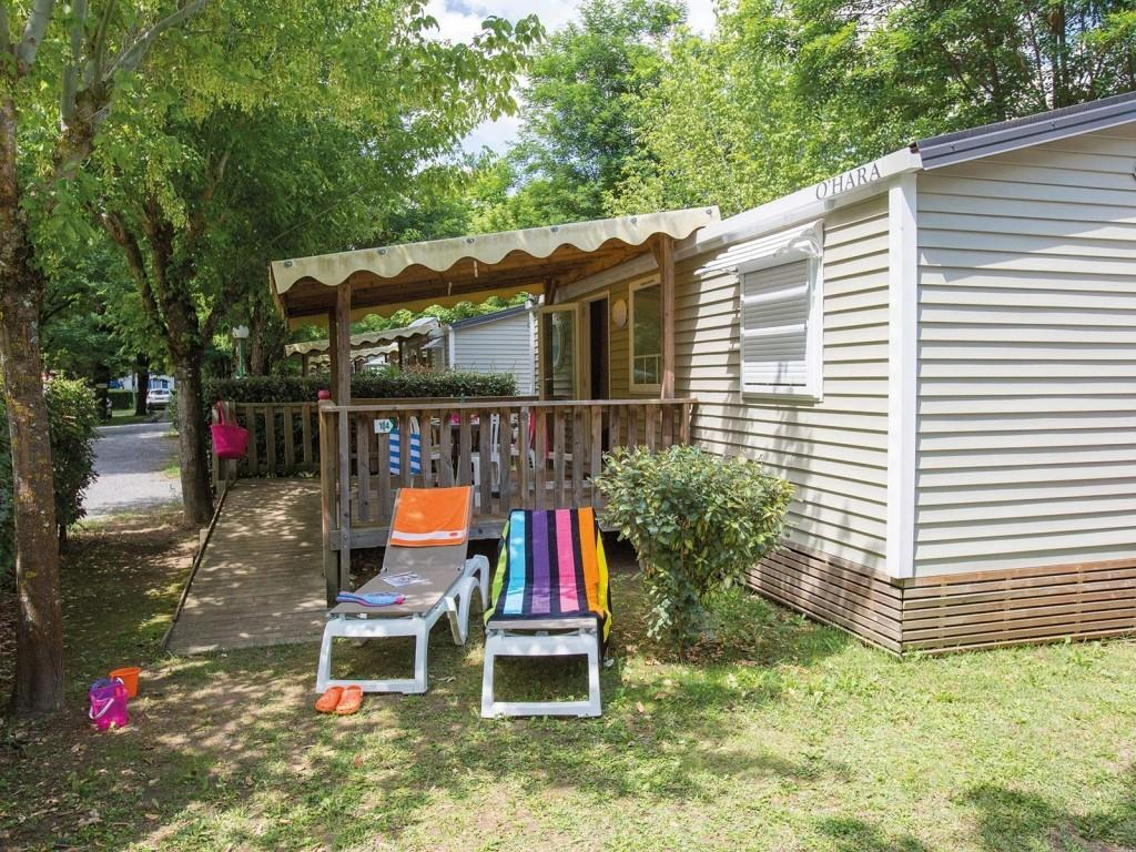 Huuraccommodatie - Cottage Figuier *** 3 Kamers Airconditionning - YELLOH! VILLAGE - LA PLAINE