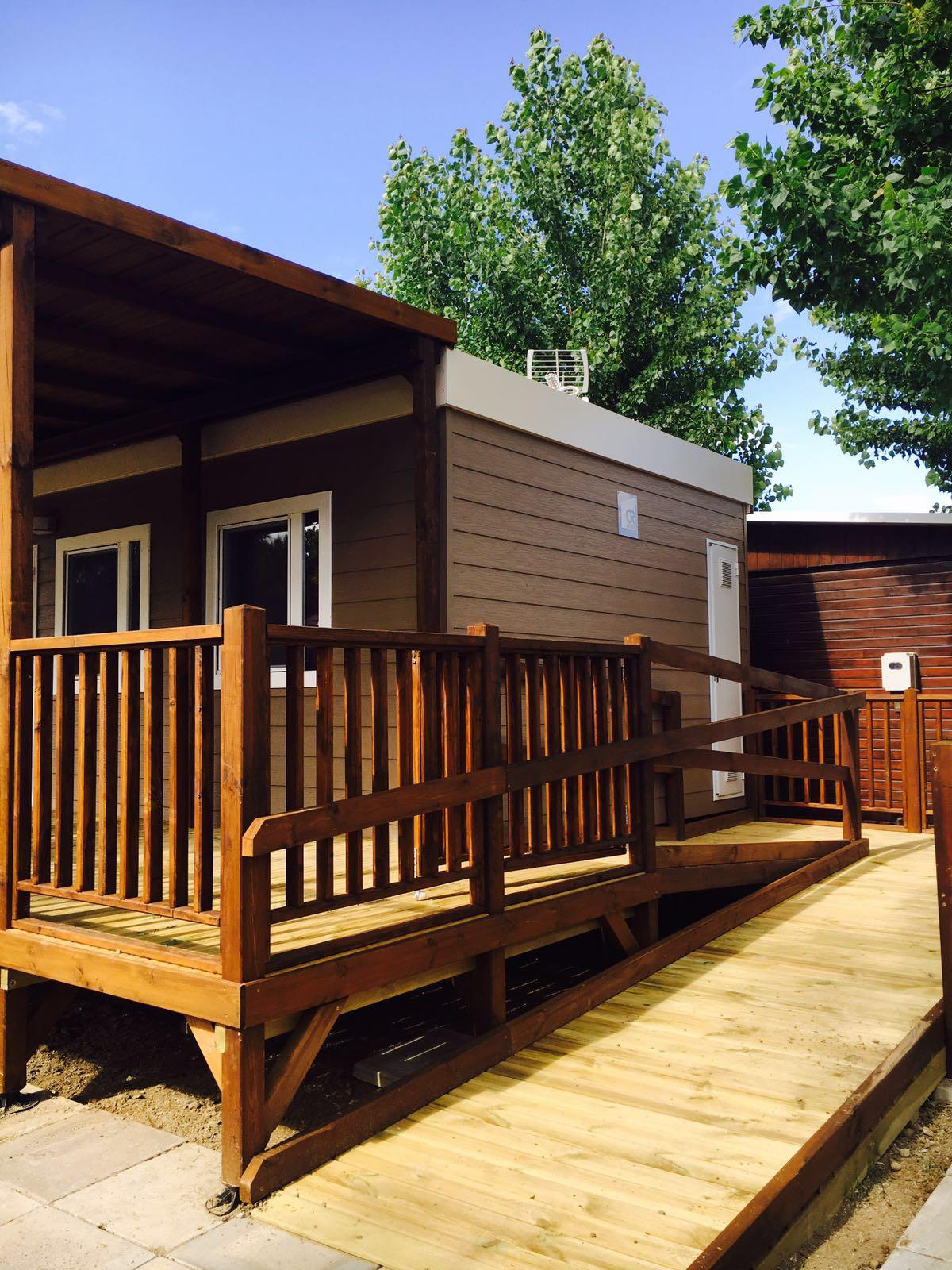 Wheelchair friendly Camping Village Punta Navaccia - Tuoro Sul Trasimeno- Perugia