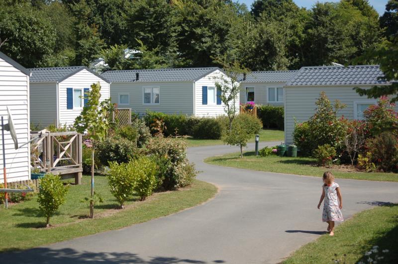 Camping les Saules, La Forêt-Fouesnant, Finistère