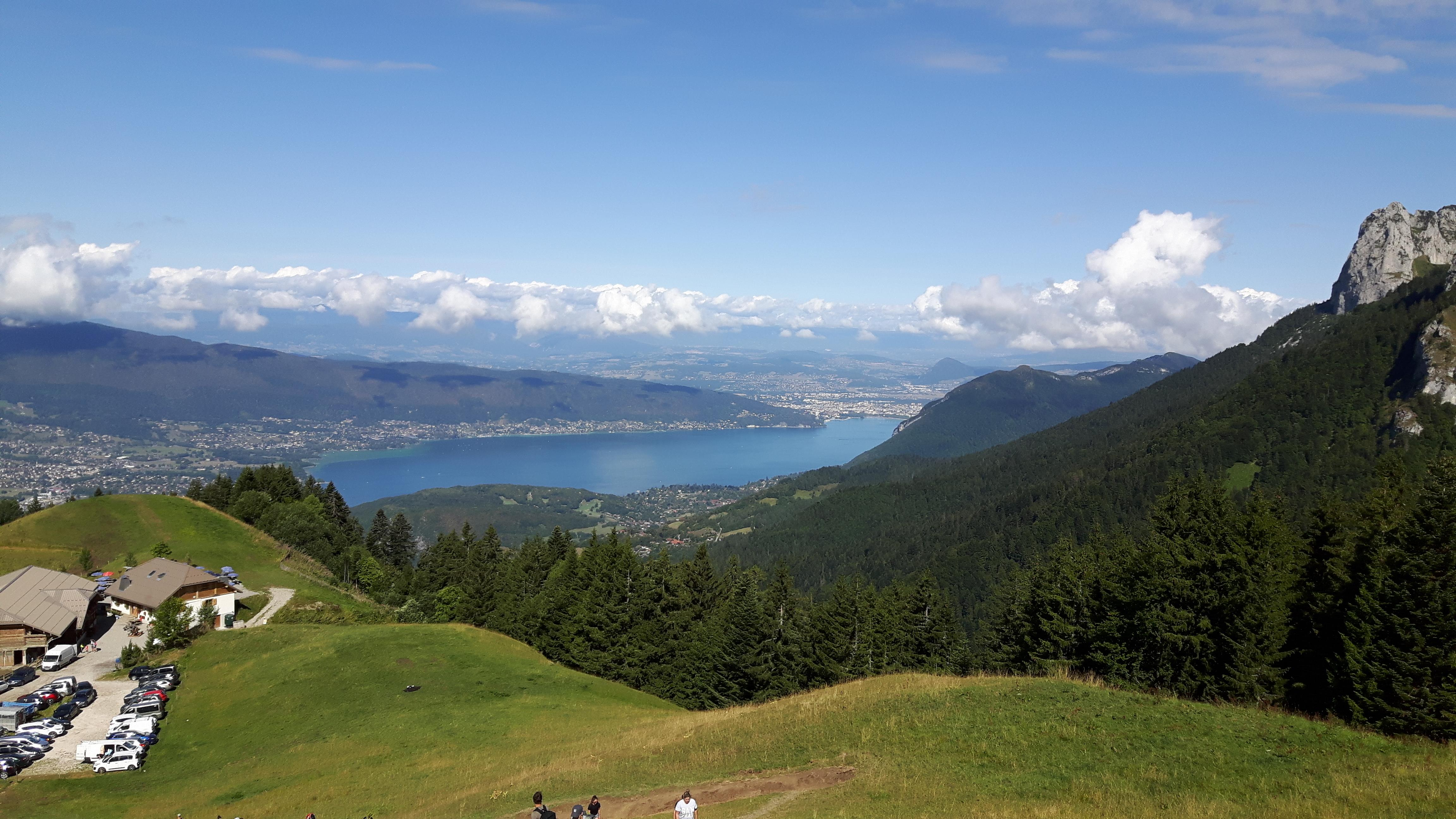 Camping les Charmilles, Vallieres, Haute-Savoie