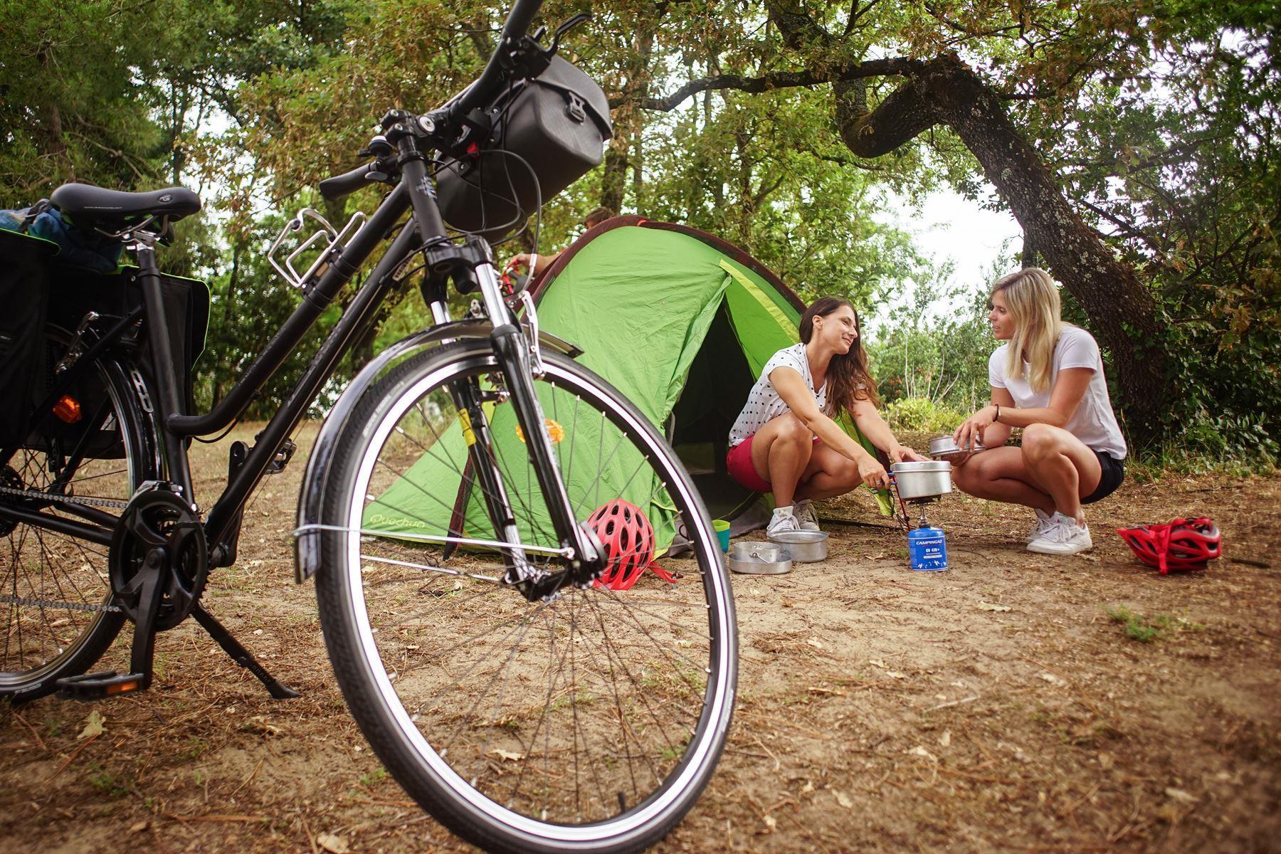 Camping au Bon Air, Marennes-Plage, Charente-Maritime