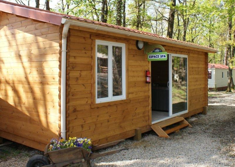 Camping la Garenne, Peyrignac, Dordogne