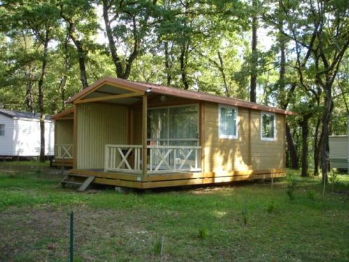 Cottage  Evasion  25m² +CLIM +   Terrasse couverte  20m2  +Télévision 1/5Pers Dimanche au Dimanche