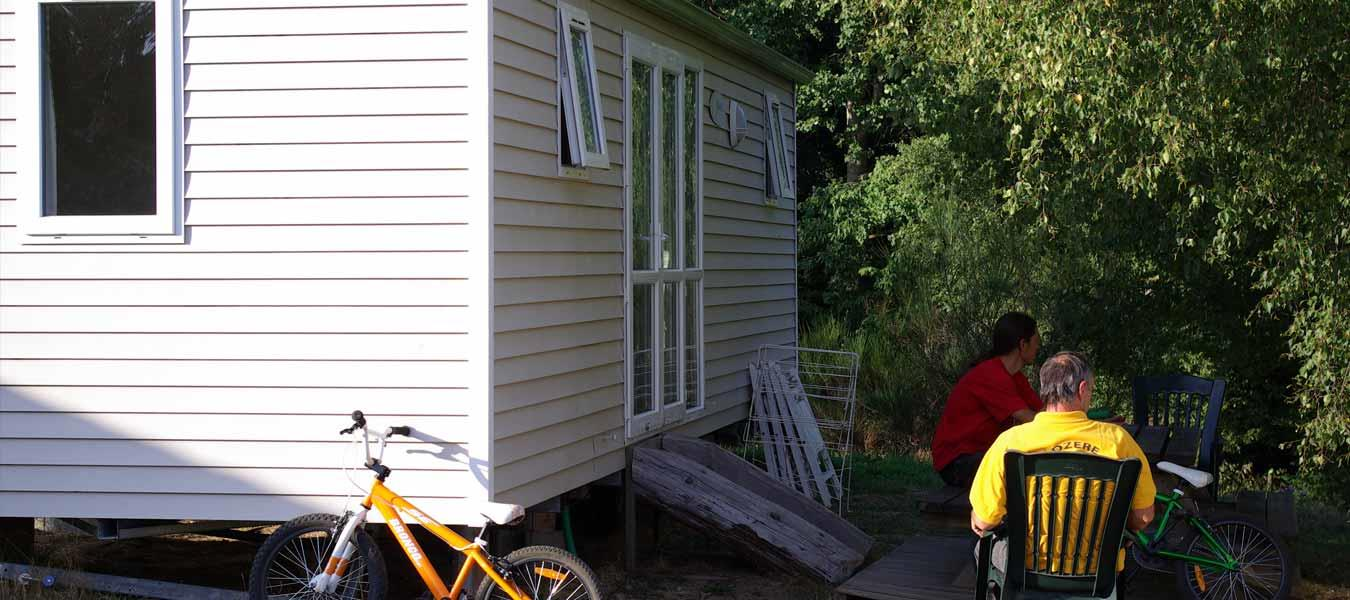 Location - Mobil Home - Camping Rondin des Bois