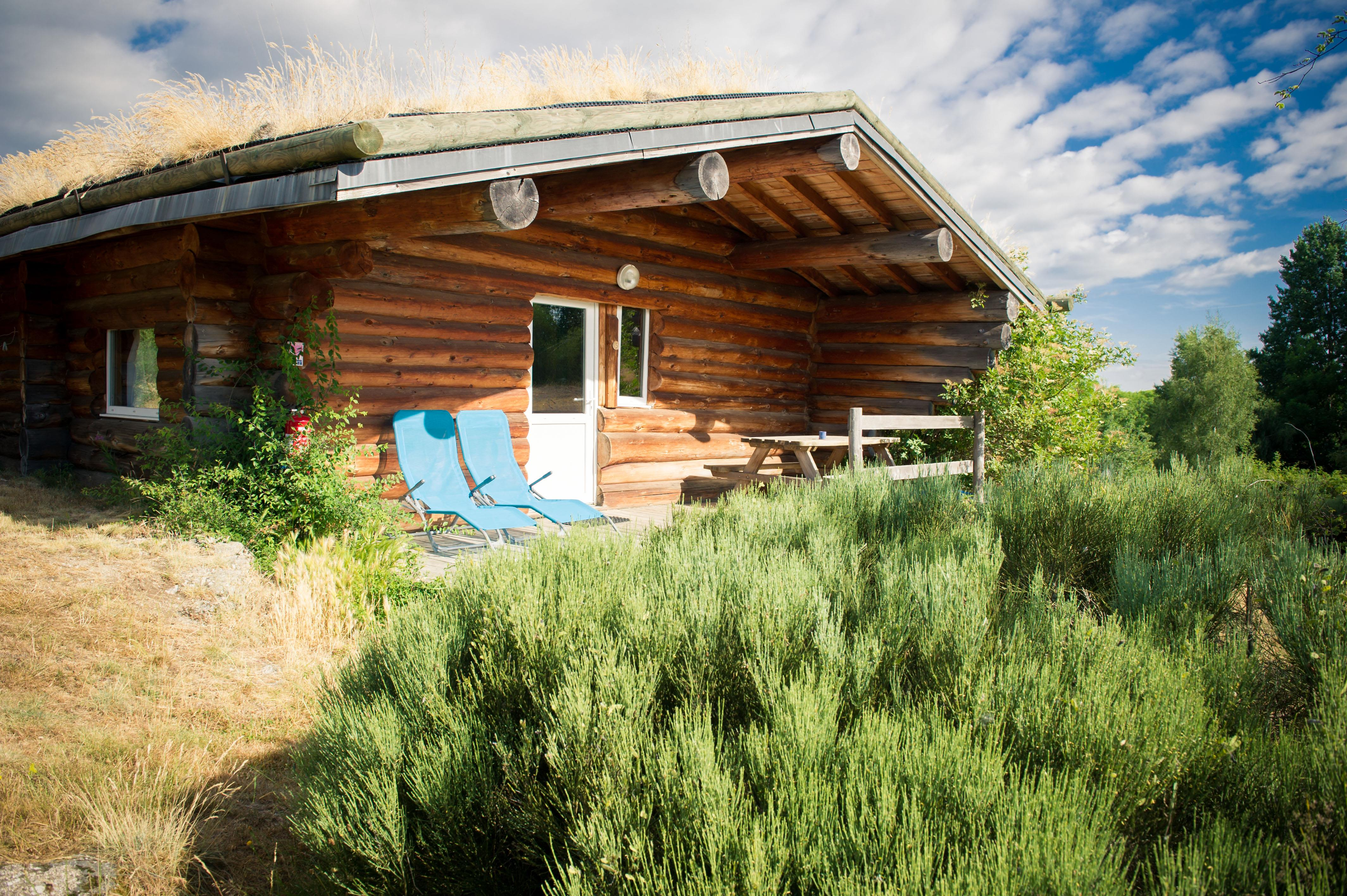 Location - Chalet Rondin - Camping Rondin des Bois