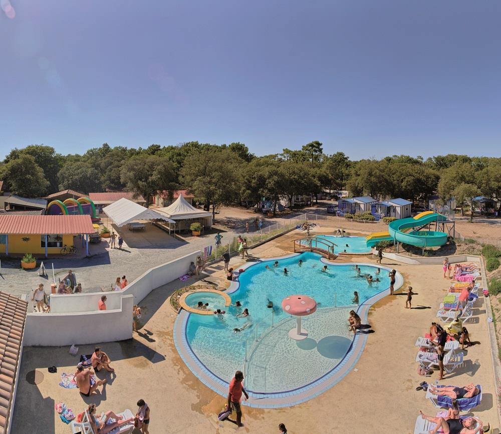 Camping le Royannais, Le Verdon-sur-Mer, Gironde