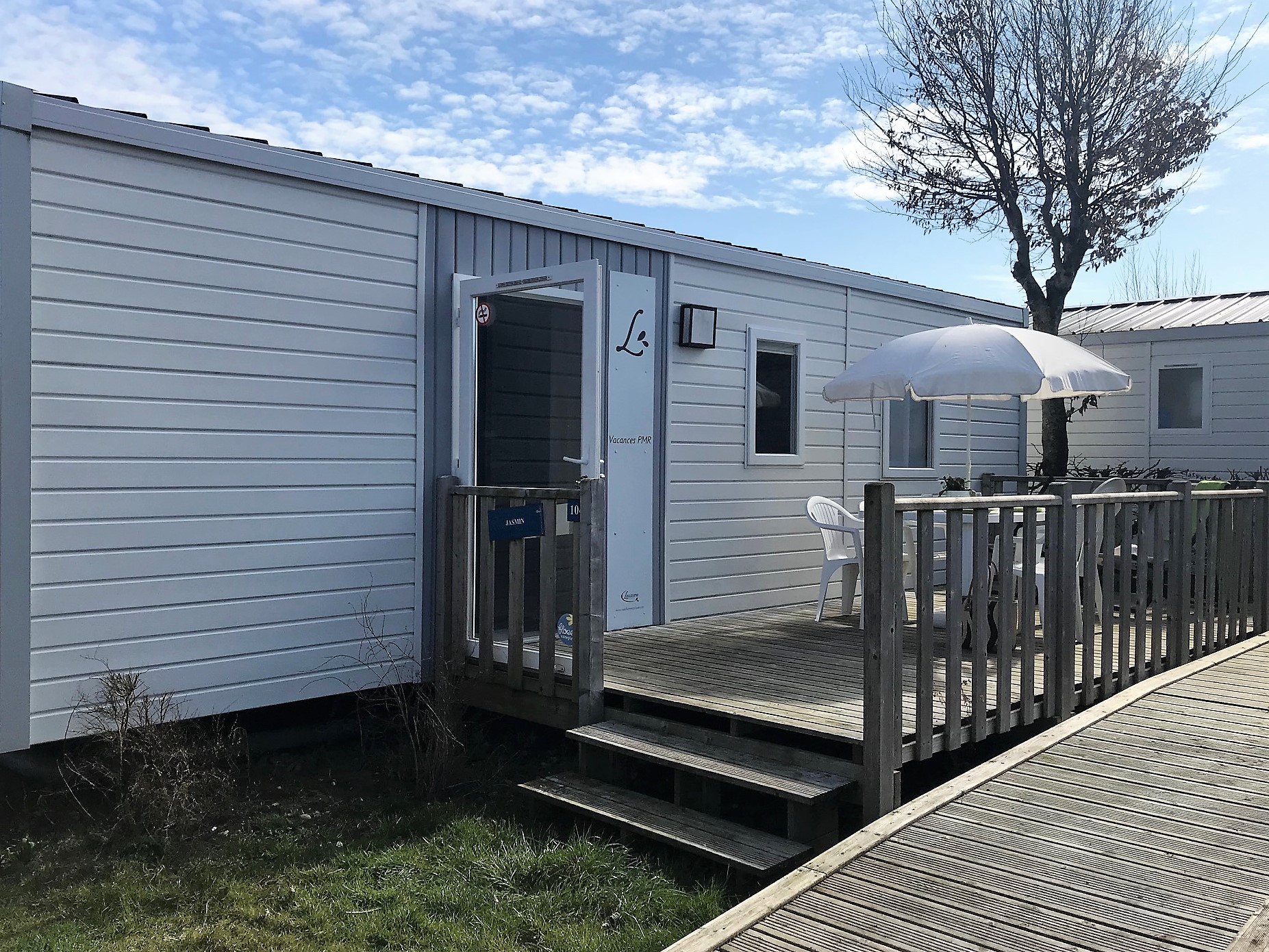 Mobile-Home 30M² Comfort+ (2 Bedrooms)  - Adapted To The People With Reduced Mobility