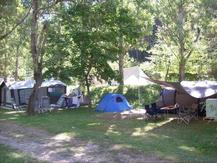 Camping l'Or Bleu, Barrême, Alpes-de-Haute-Provence