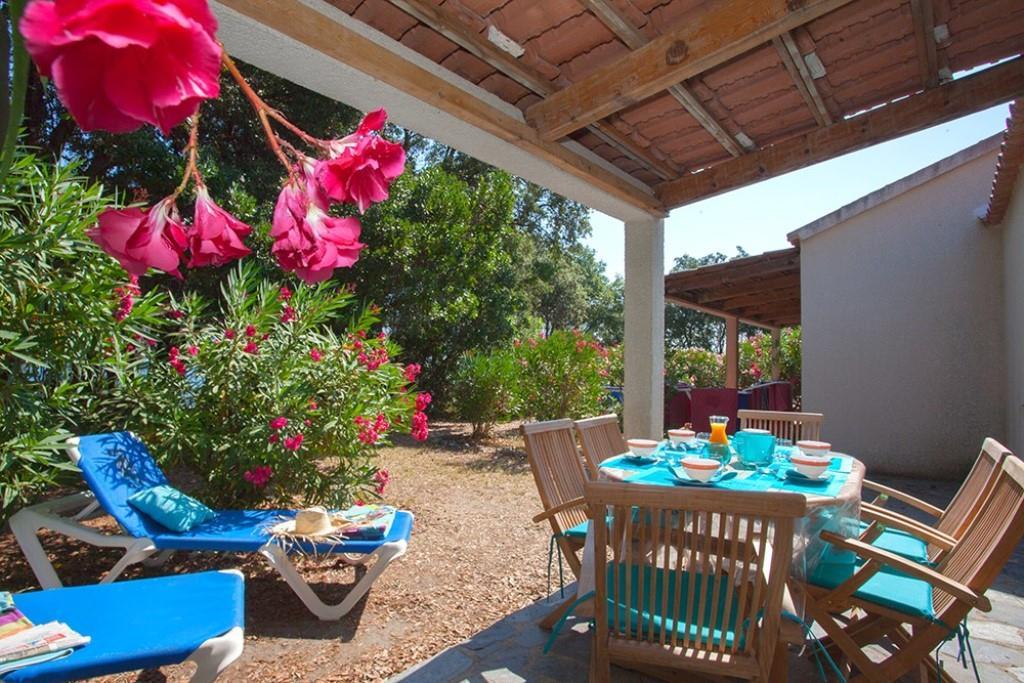 Location - Villa Type Cd (3 Chambres) - Domaine naturiste de Bagheera