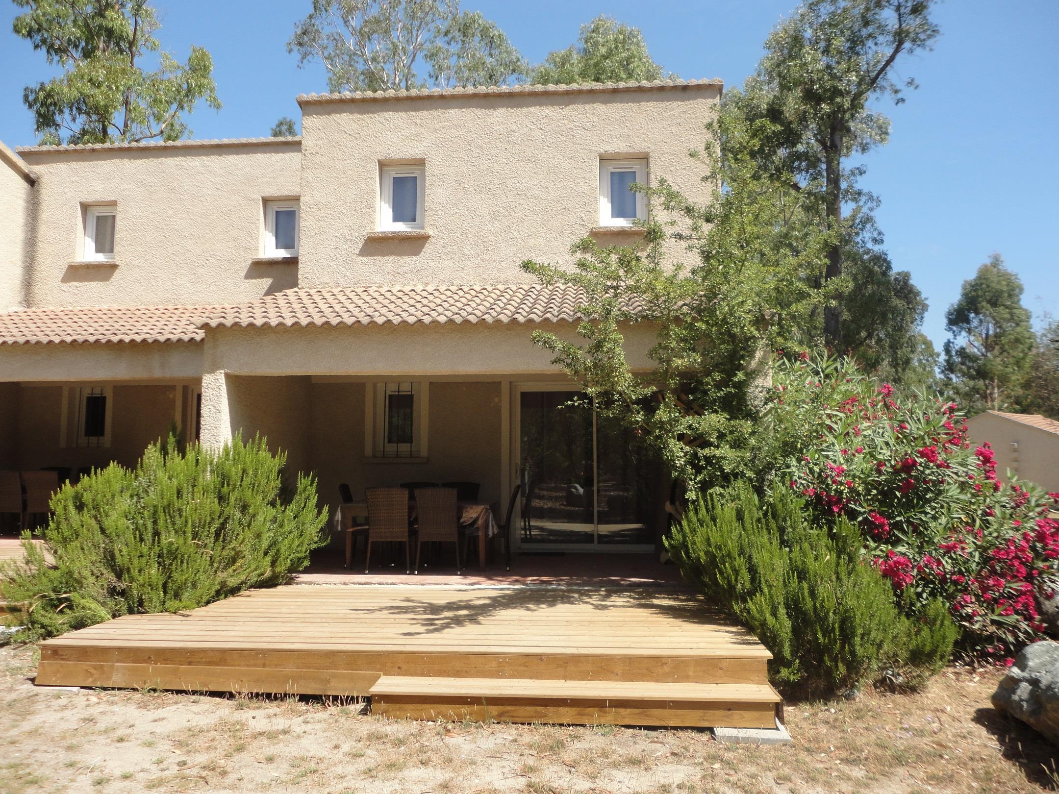 Location - Villa Type Bs (Rez-De-Chaussée, Etage) B28-B31 - Domaine naturiste de Bagheera