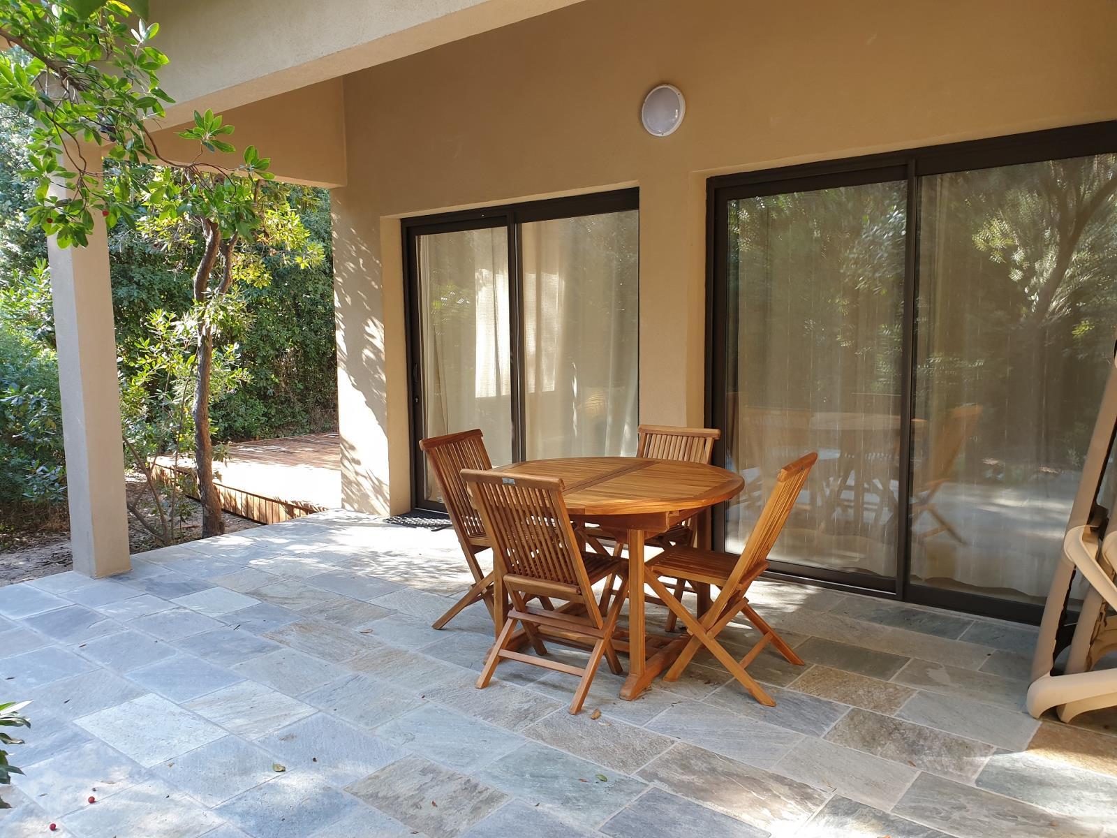 Location - Villa Type Cs 1 Chambre - Domaine naturiste de Bagheera