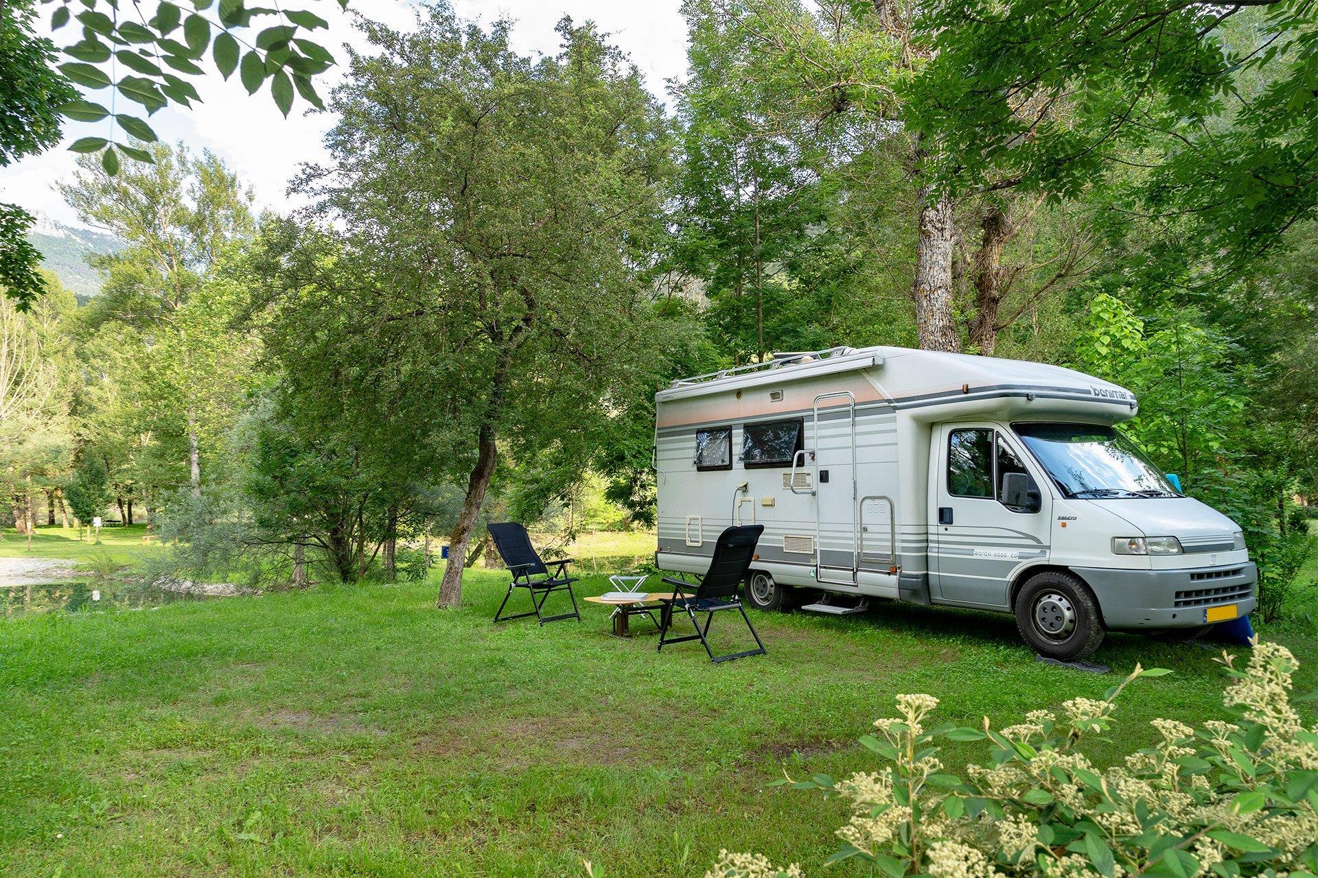 Emplacement - Forfait ** - Camping Sandaya Domaine du Verdon