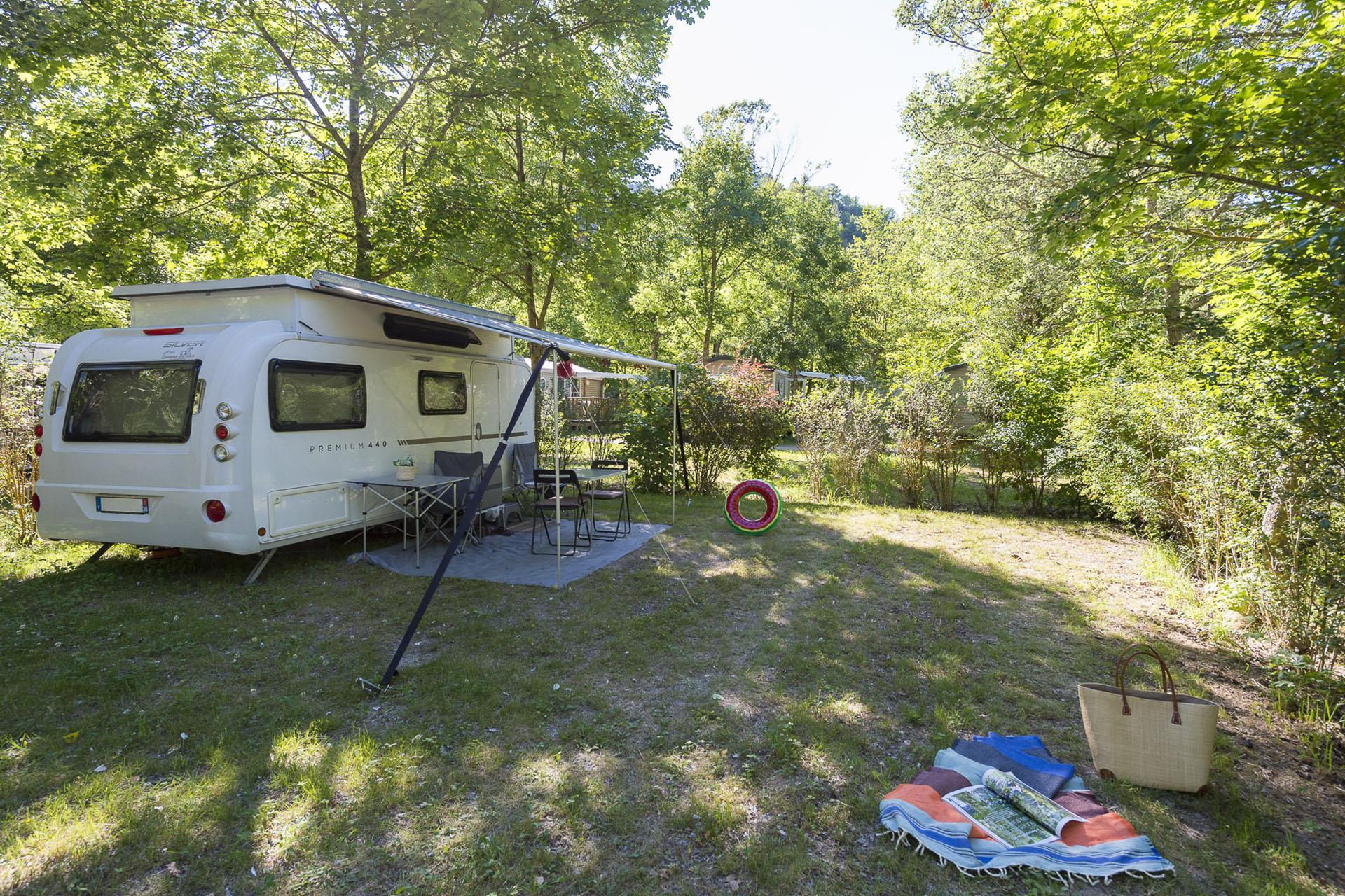 Emplacement - Forfait *** - Camping Sandaya Domaine du Verdon