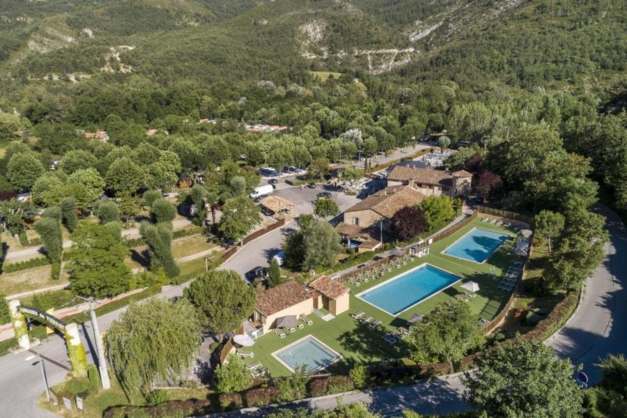 Camping Sandaya Domaine Du Verdon - Castellane