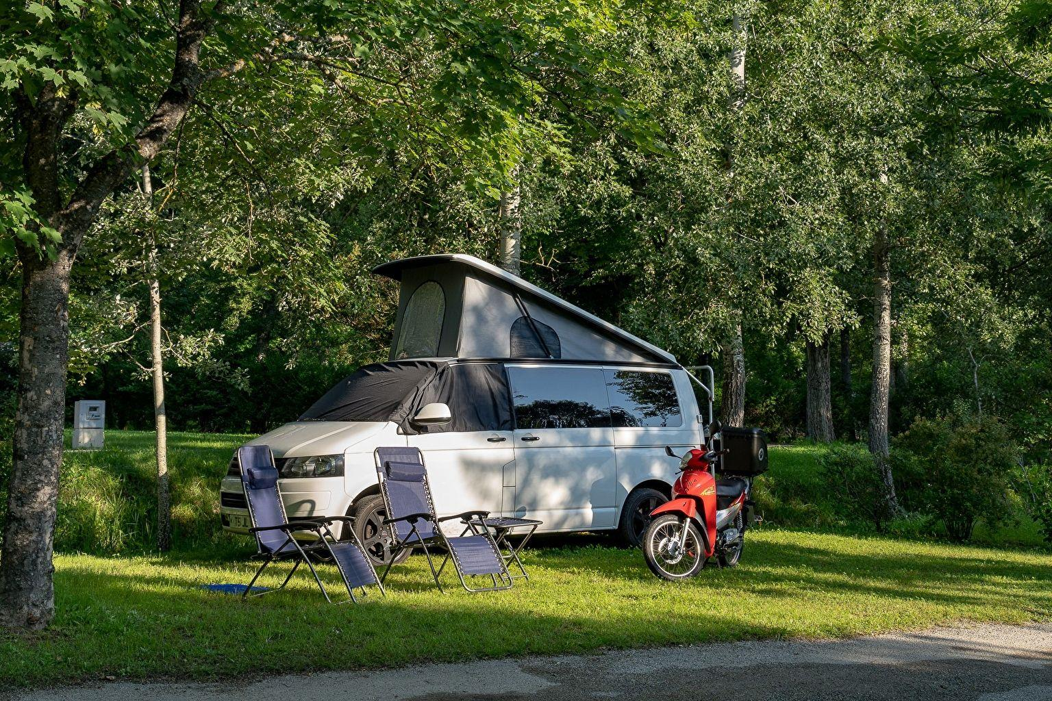 Emplacement - Forfait **** - Camping Sandaya Domaine du Verdon