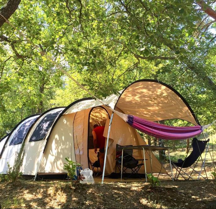 Wheelchair friendly Camping Le Lavandin - Esparron