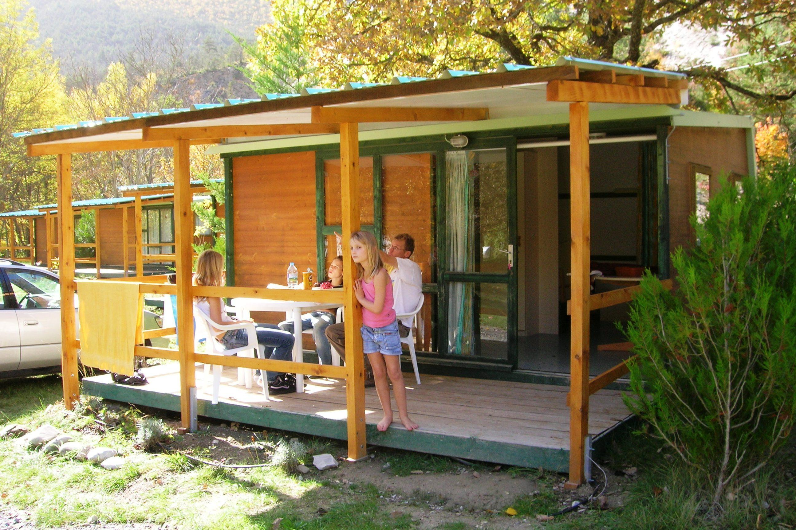 Location - Chalet 'Loisirs' - Domaine Chasteuil Provence