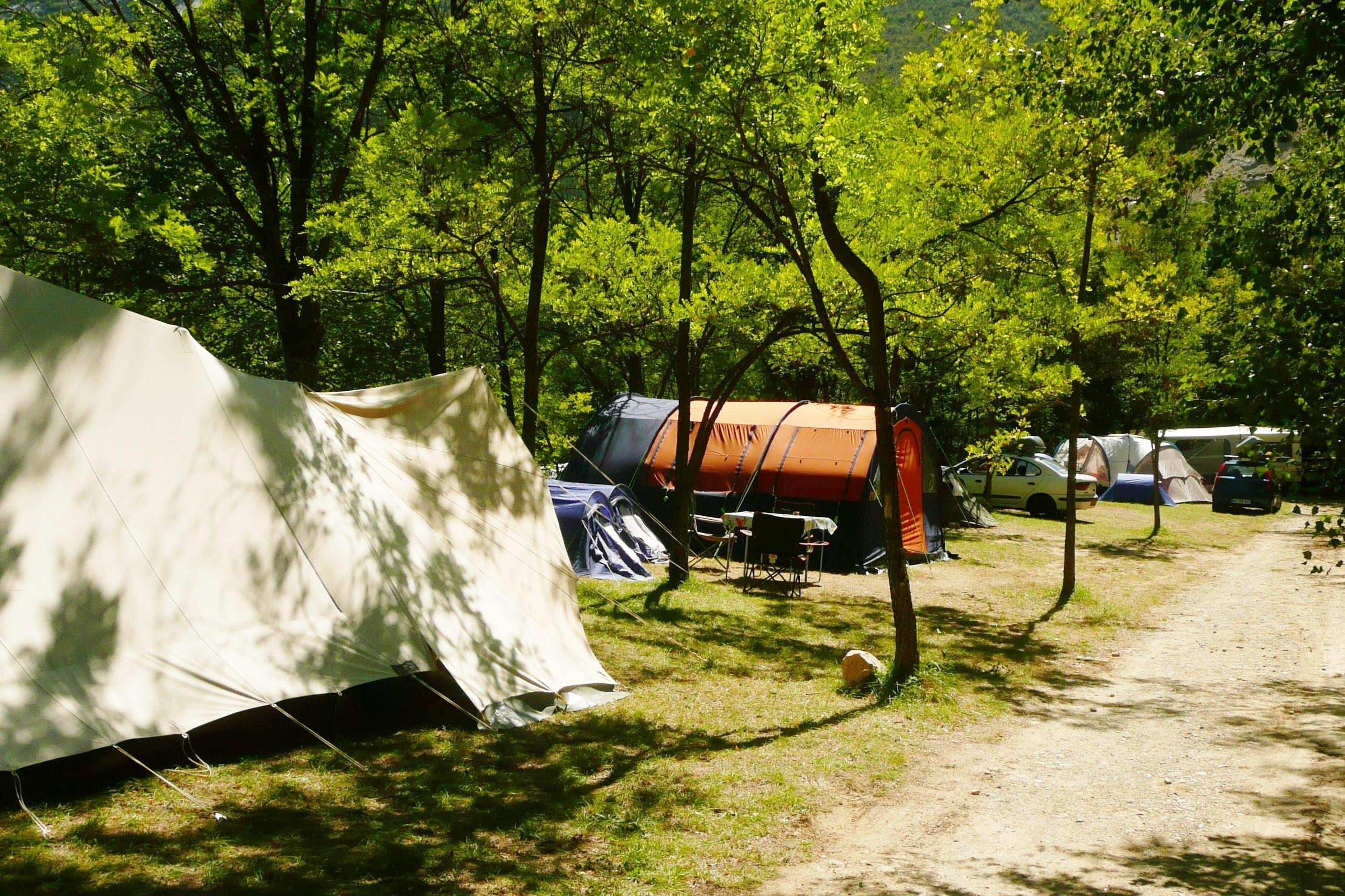 Emplacement - Emplacement Hauteurs - Domaine Chasteuil Provence