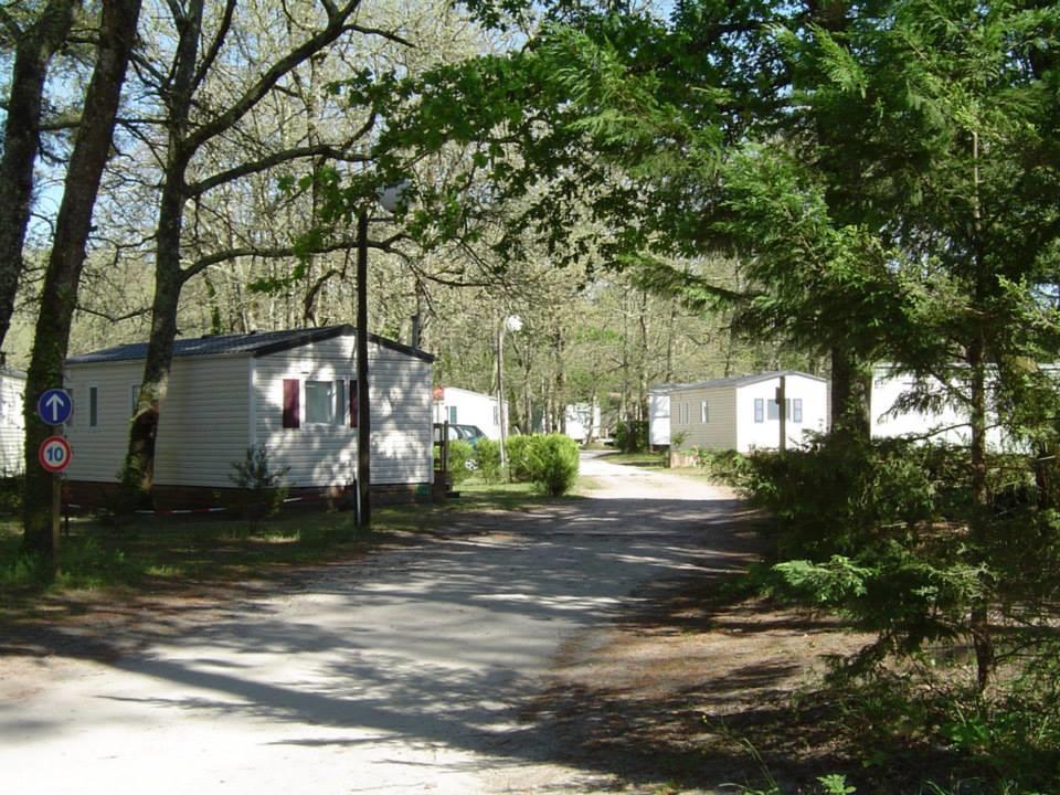 Camping Parc du Val de l'Eyre, Salles, Gironde
