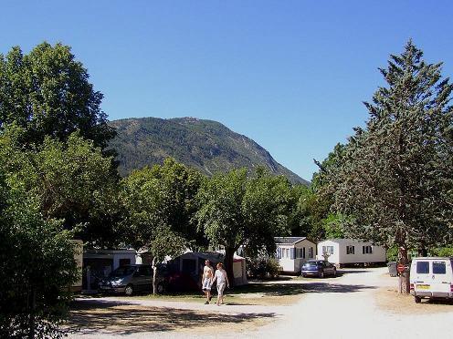 Camping Notre Dame, Castellane, Alpes-de-Haute-Provence