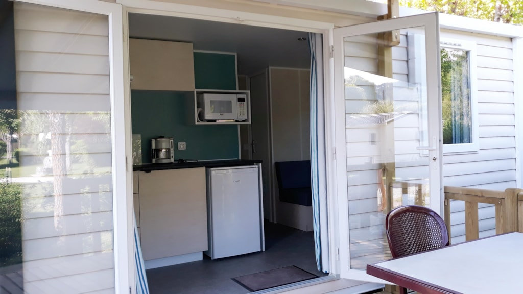 Mobil Home Duo (1 Chambre)