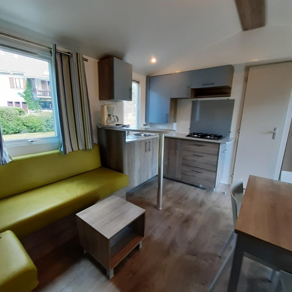 Mobil Home Evasion (3 Chambres)