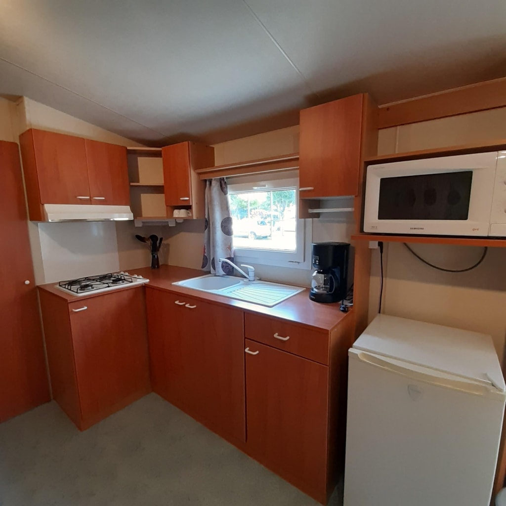 Mobil Home Azuréa (2 Chambres)