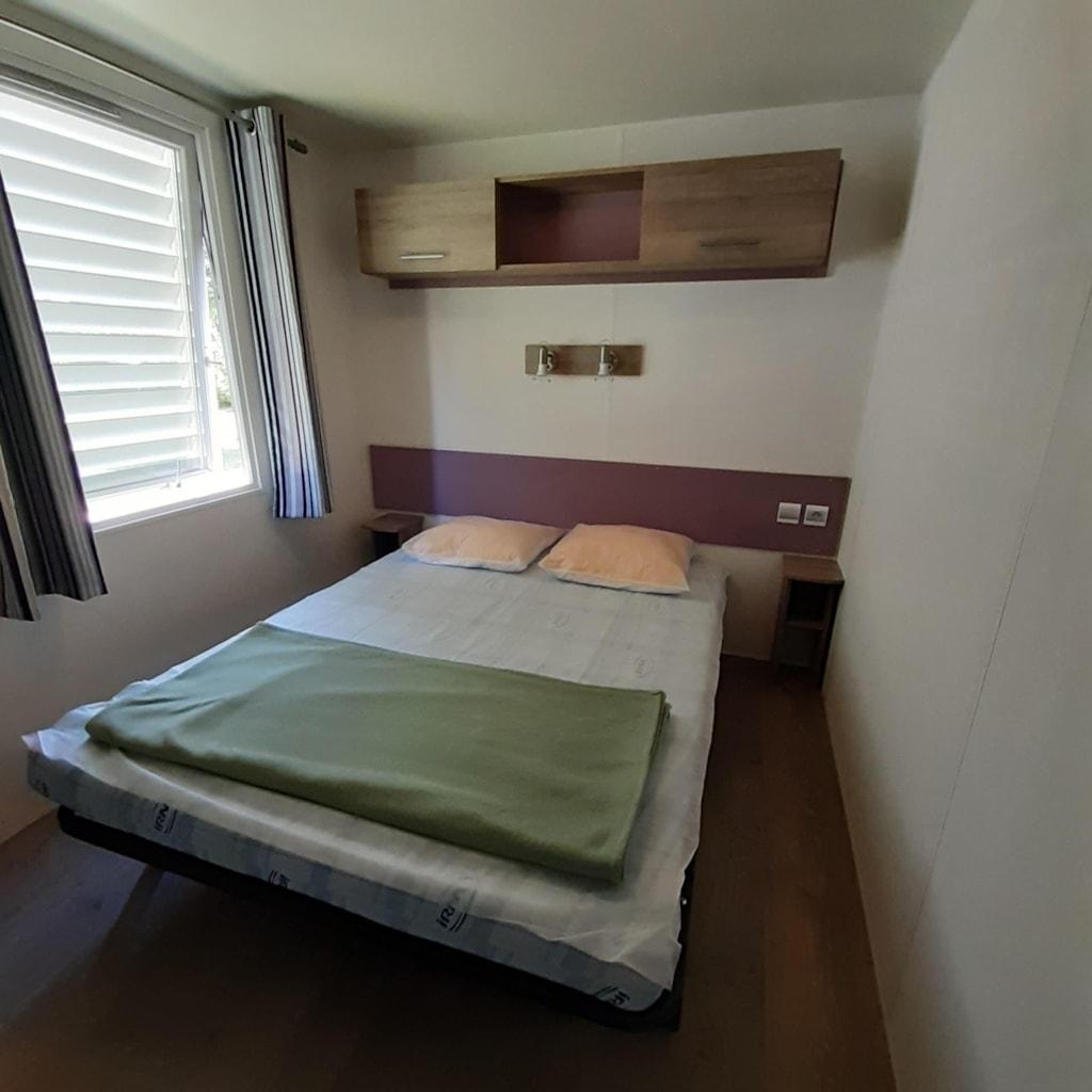 Mobil Home Loggia (2 Chambres)