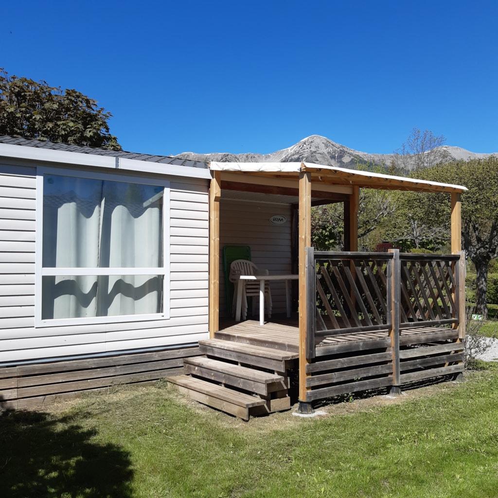 Mobile Home Loggia (2 Bedrooms)