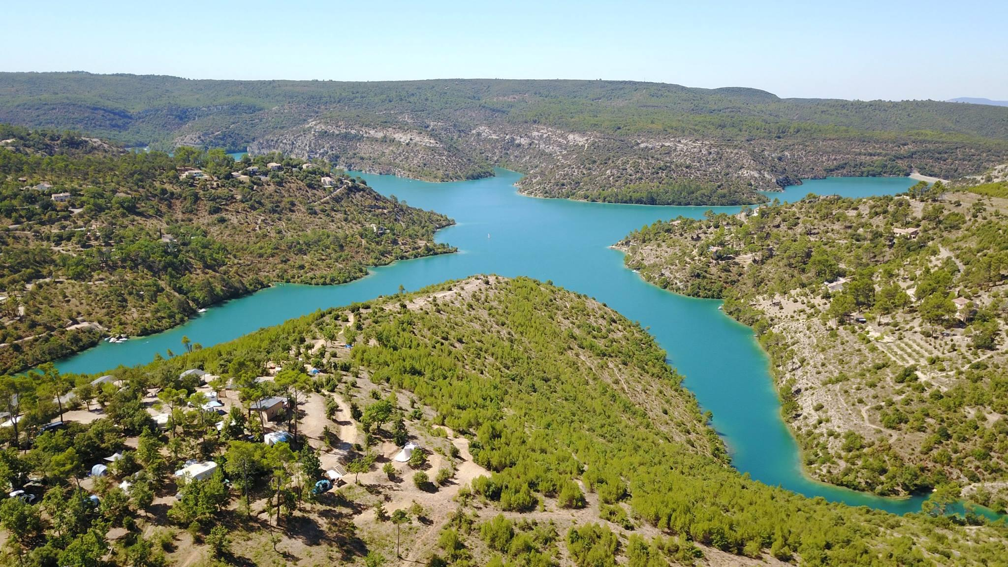 Establishment Camping Naturiste Verdon Provence - Esparron De Verdon