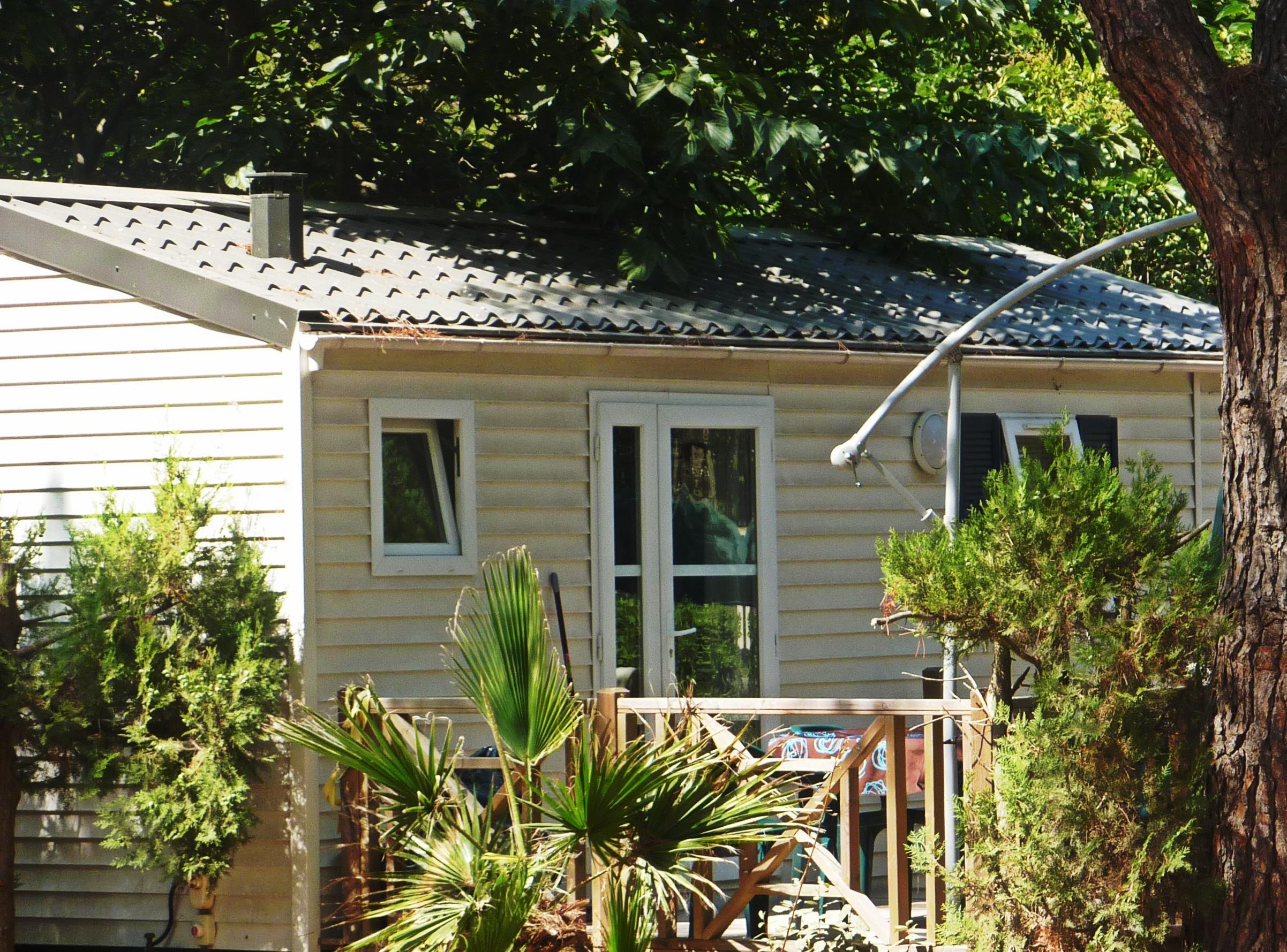 Location - Familial Emeraude - 24M² - 2 Chambres - Camping Le Sainte Marie
