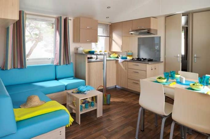 Location - Mobil-Home - Camping Héliomonde