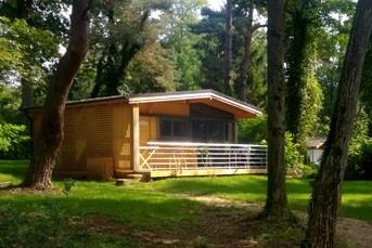 Location - Chalet Laponia 30M² - Camping Héliomonde
