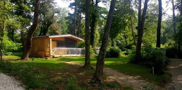Camping Héliomonde, Saint-Chéron, Essonne
