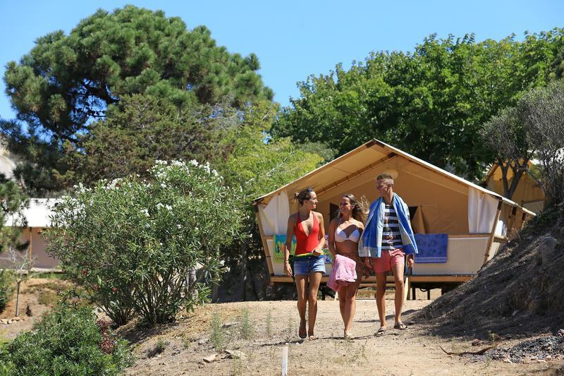 Camping l'Avena, Sartene, Corse