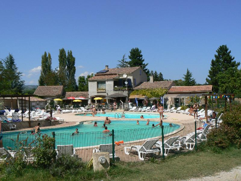 Establishment Camping L'eau Vive - Dauphin