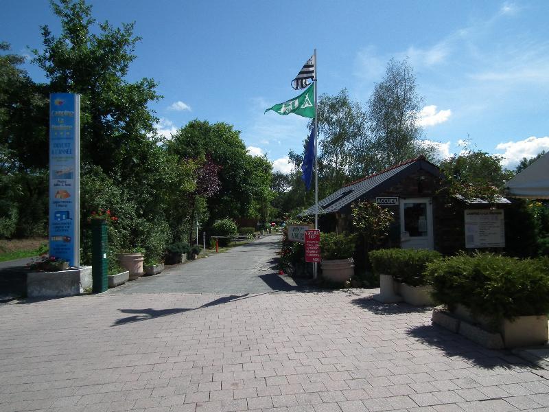 Camping la Pindiere, Heric, Loire-Atlantique