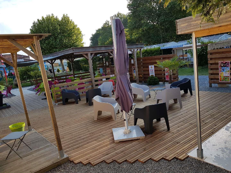 Camping la Taillée, Aigrefeuille-d'Aunis, Charente-Maritime