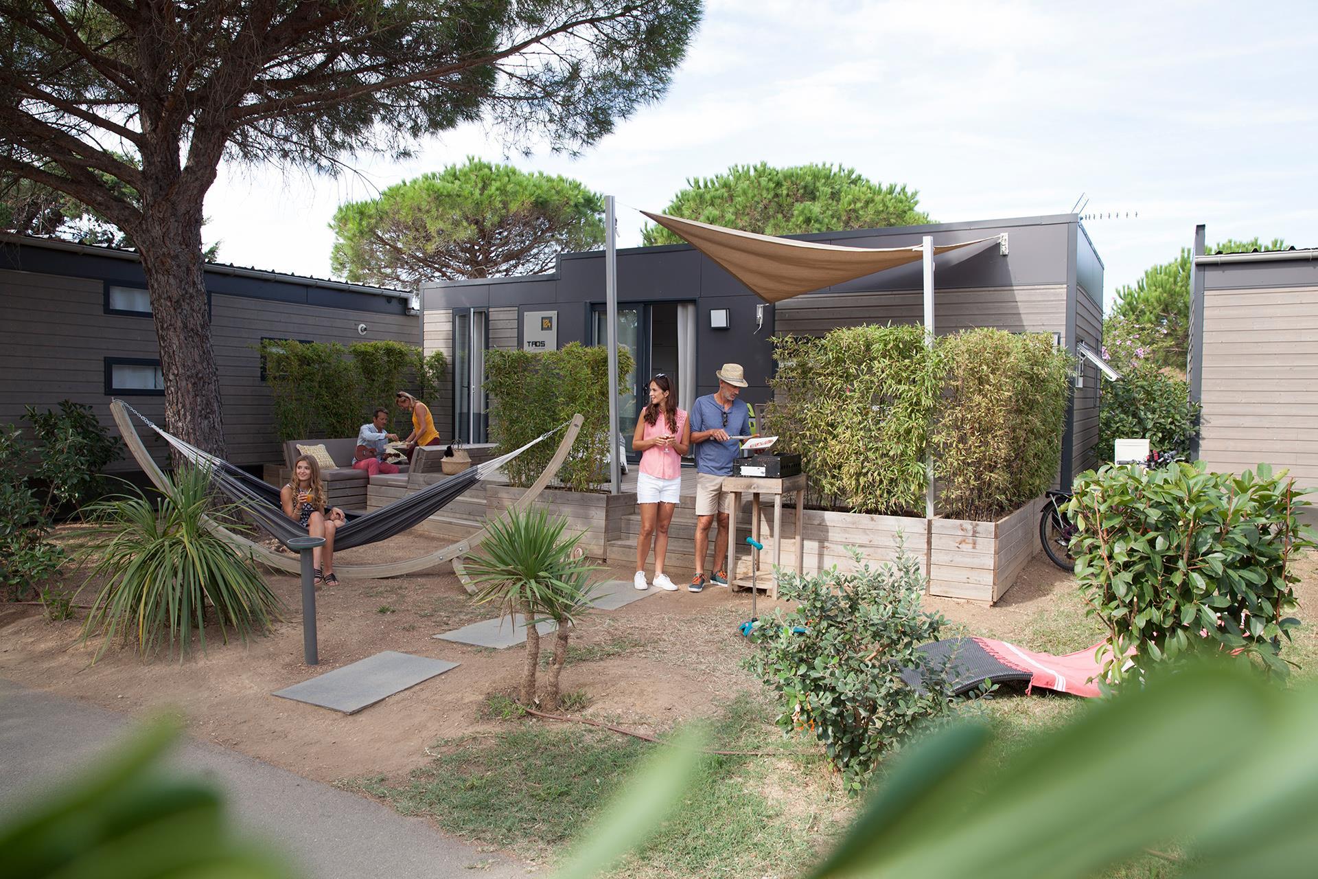 Camping Domaine de la Dragonniere, Vias, Hérault