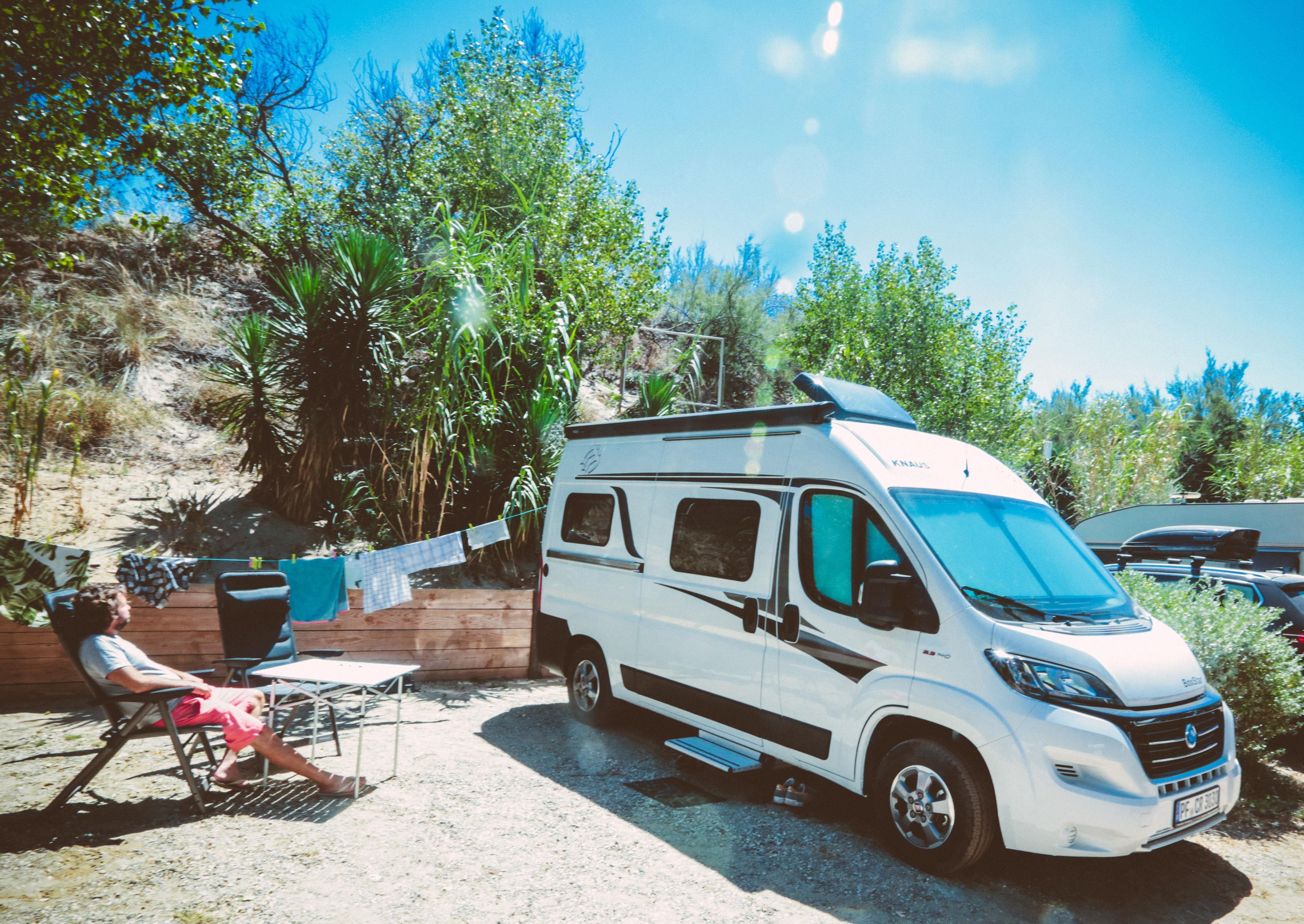 Camping Beauregard Plage, Marseillan, Hérault