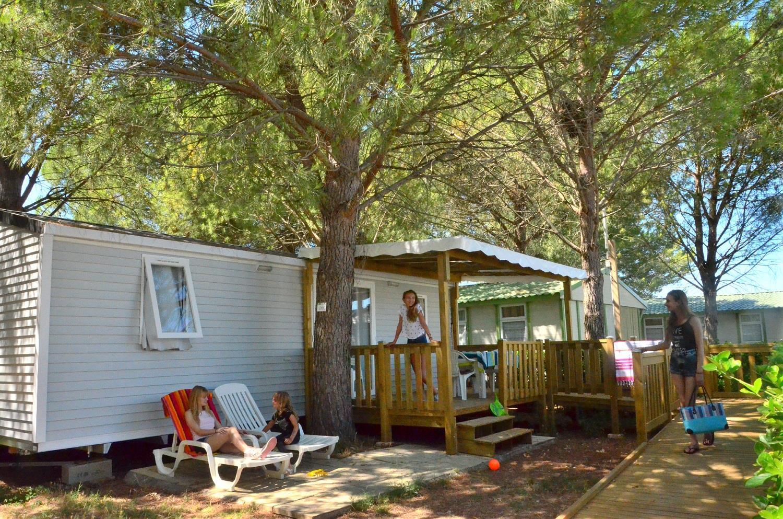 Location - Le Life Climatise 2 Chambres  - Adapté Aux Personnes À Mobilité Réduite - Camping Le Bon Port