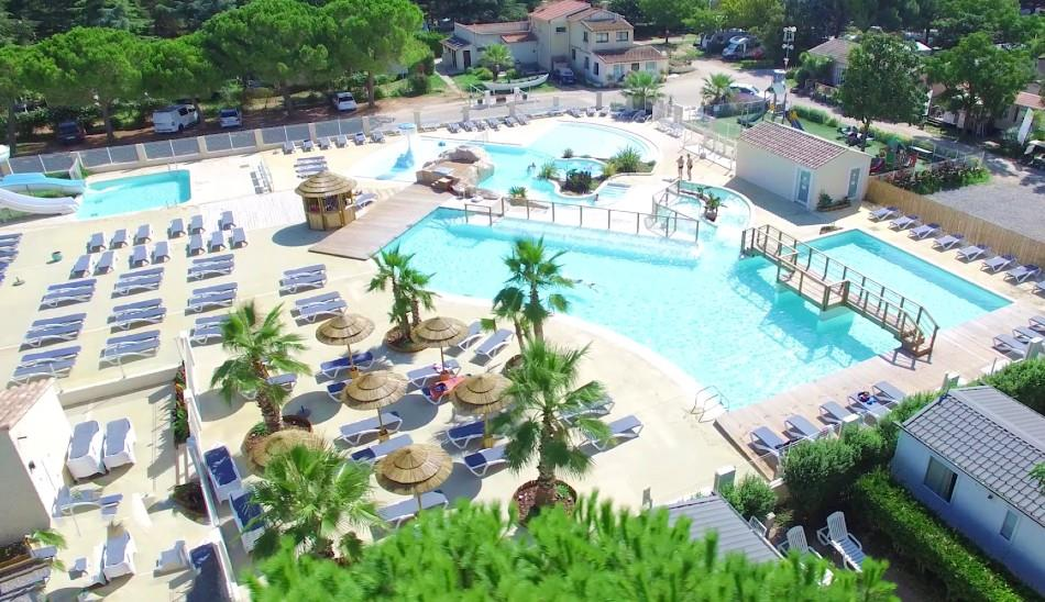 Establishment Airotel Camping Bon Port - Lunel