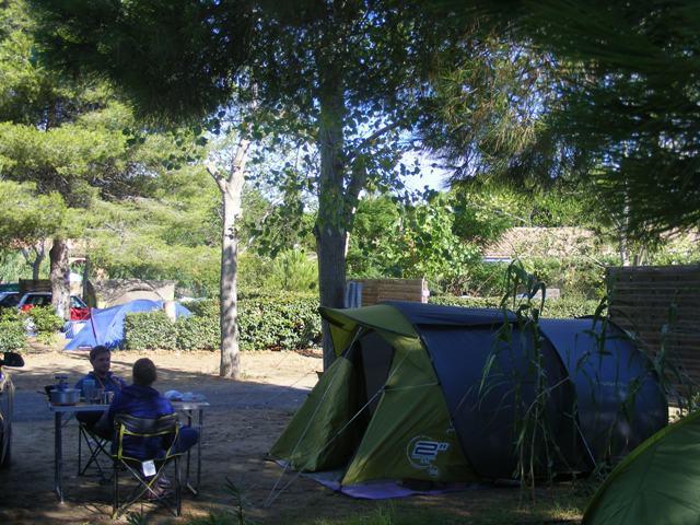 Camping les Sablettes, Agde, Hérault