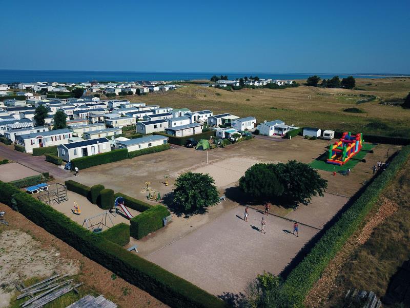 Camping Belle Etoile, Gouville-sur-Mer, Manche
