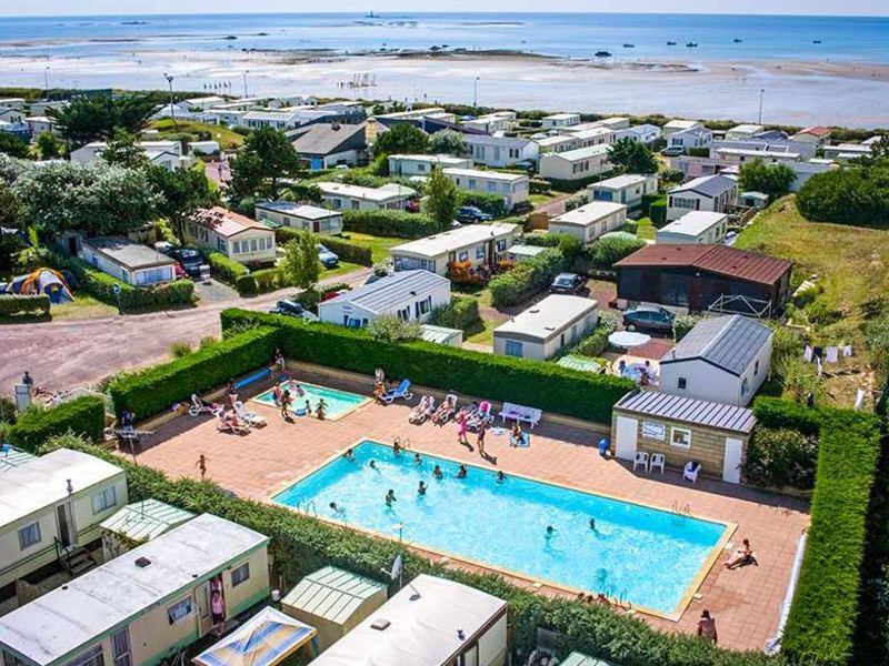 Establishment Camping Belle Etoile - Gouville Sur Mer