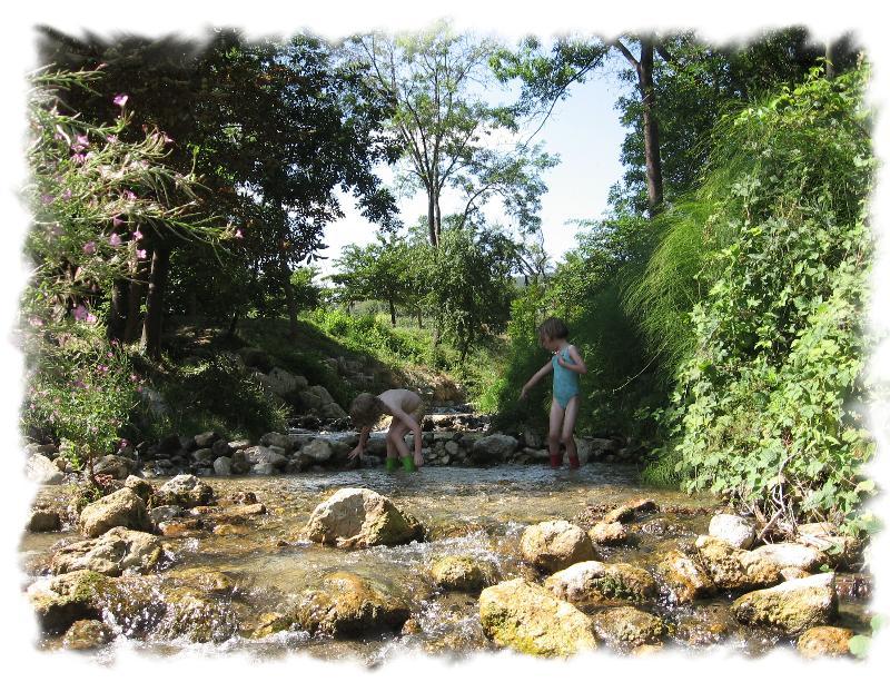 Camping Saint Jean, Moustiers-Sainte-Marie, Alpes-de-Haute-Provence