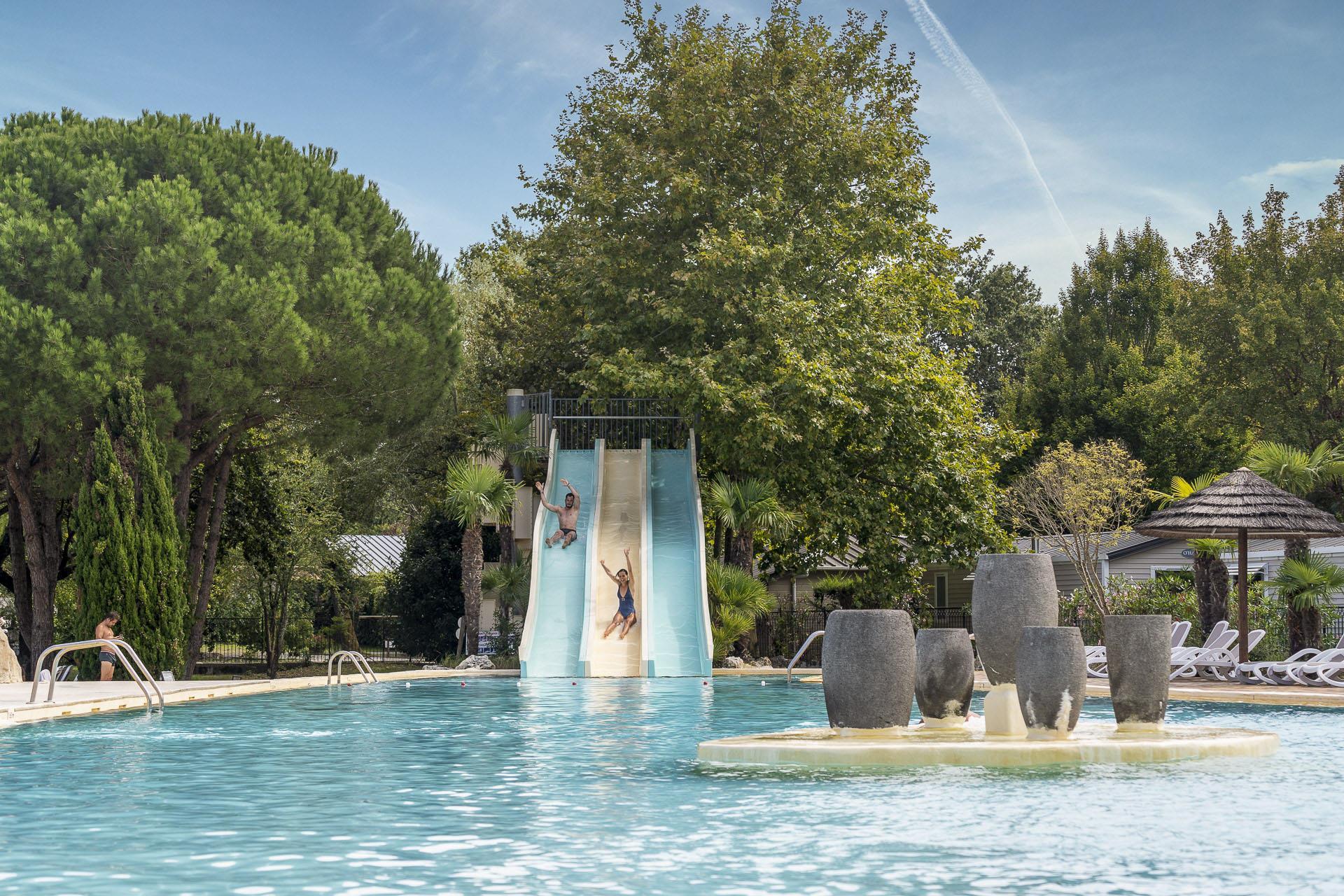 Camping Sandaya Séquoia Parc, Saint-Just-Luzac, Charente-Maritime