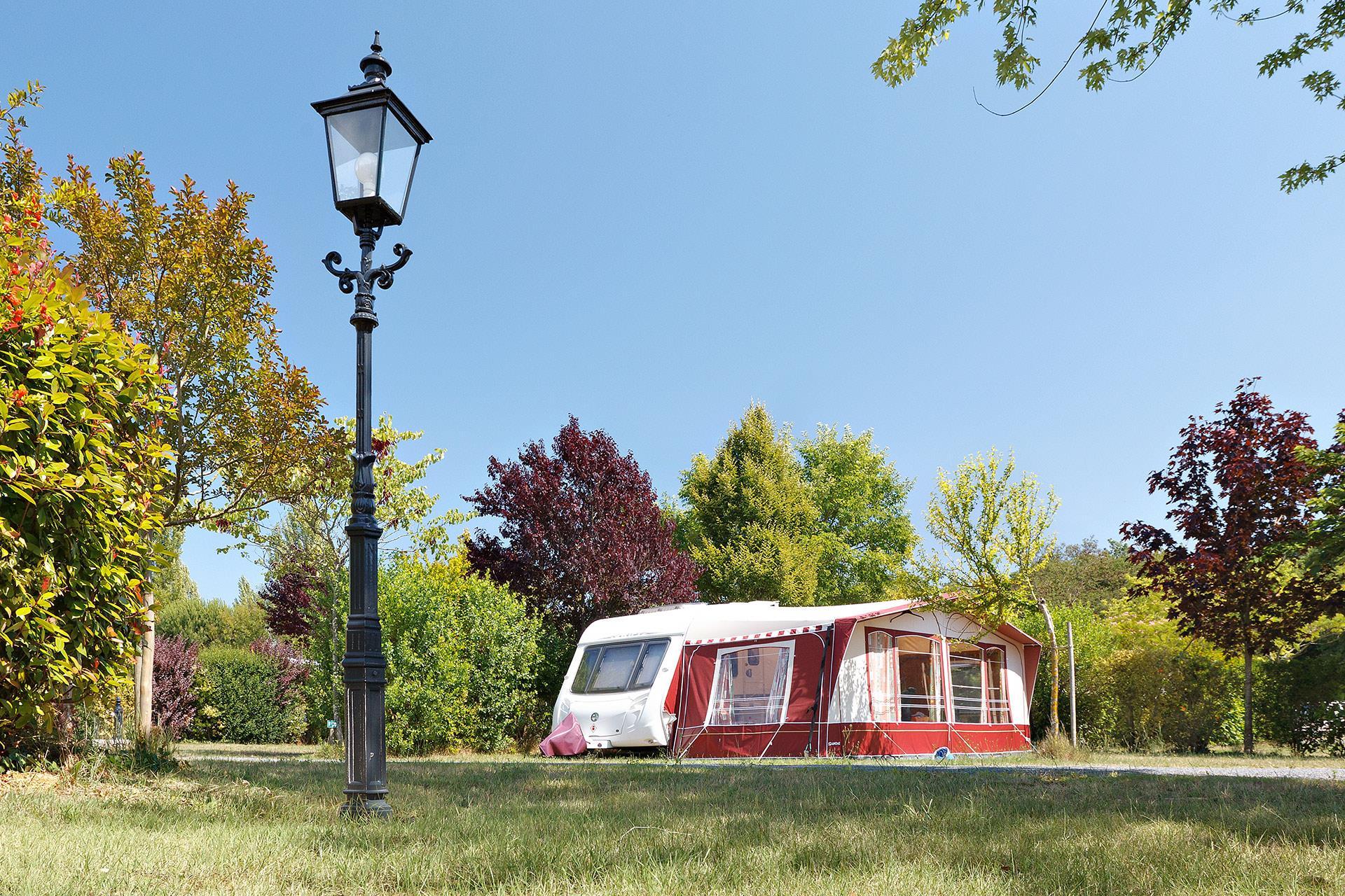 Emplacement - Forfait **** - Camping Sandaya Séquoia Parc