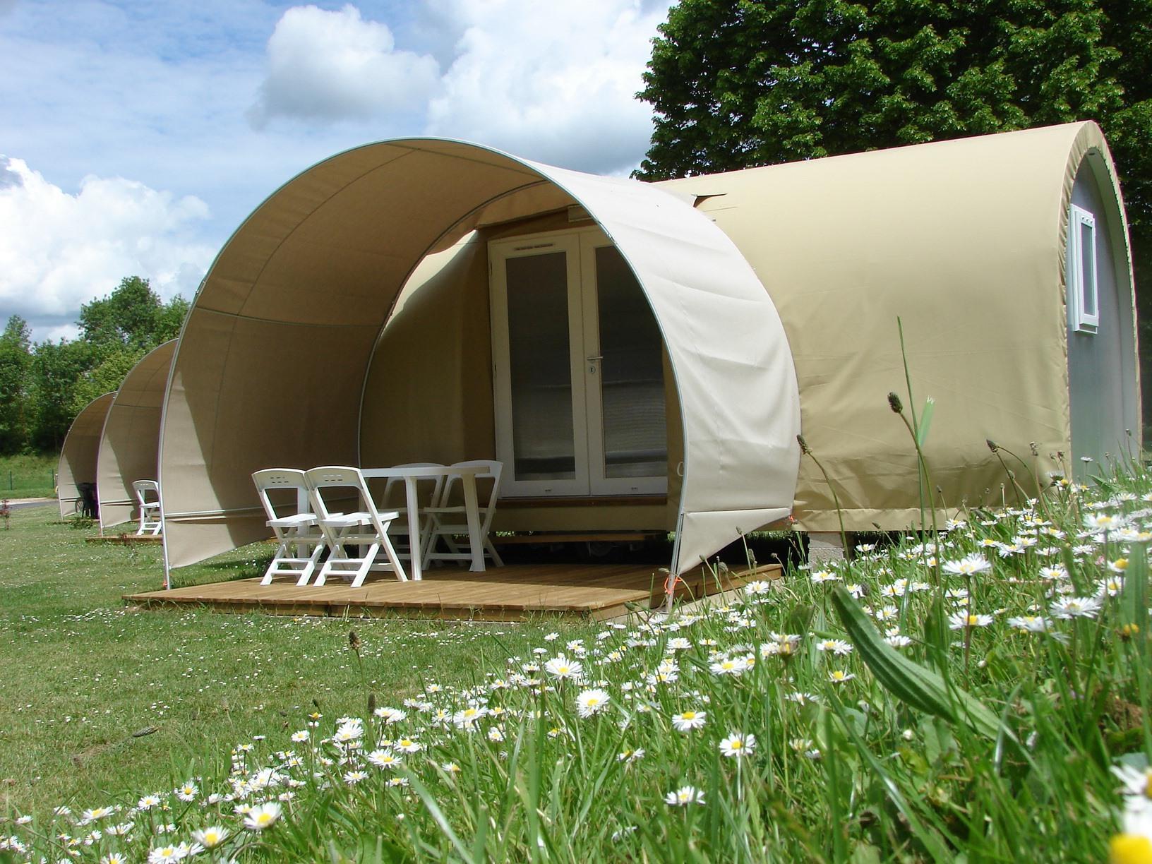 Camping au Coeur de Vendôme, Vendôme, Loir-et-Cher